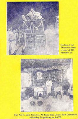 April 1963 - Back cover