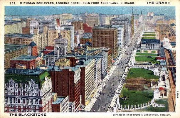Chicago ; Blackstone Hotel