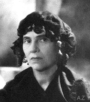 Lady Stella Vitelleschi