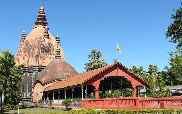 Devi Dol Temple - Shivadol, Assam