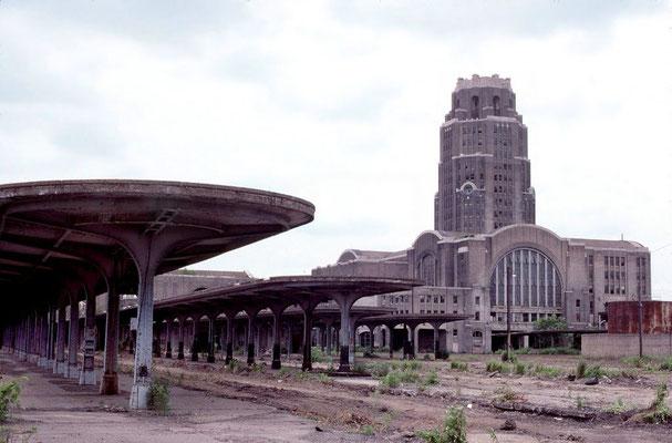 Buffalo Central Terminal