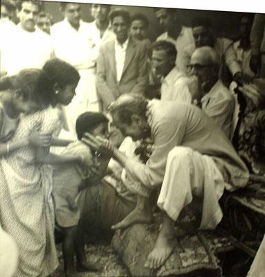 Ahmednagar, India - 1954