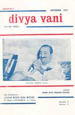 September  1973 - Front cover