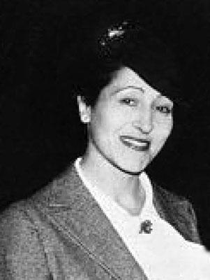 Baroness E. Rothchild