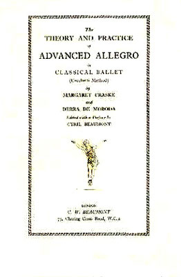 The theory and practice of allegro in classical ballet ( Cecchetti method ) - Inside