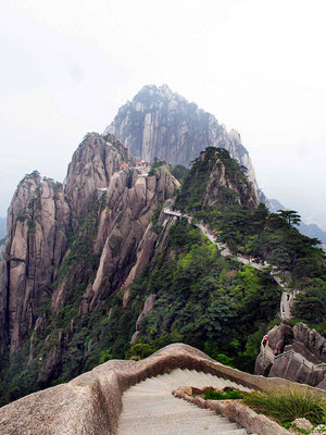 Mt. Tai & the Yellow Mountains