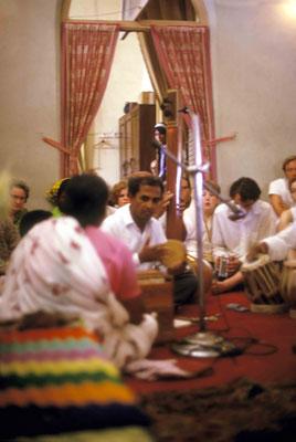 Eastern musicians. Courtesy of Larry & Rita Karrasch
