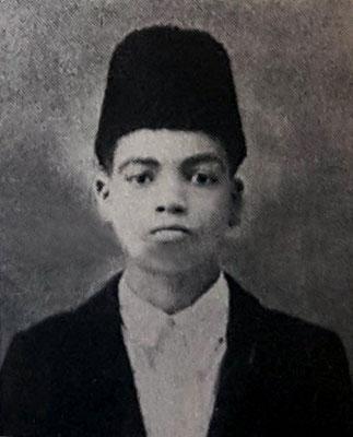 Agha Ali passport photo