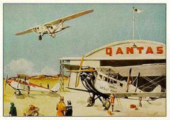1930s : Darwin Airport