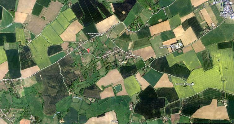 Mutford, Suffolk, England