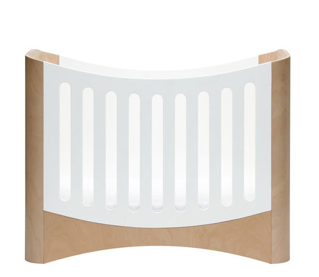 Gitterbett, Babybett, Kinderbett aus Holz