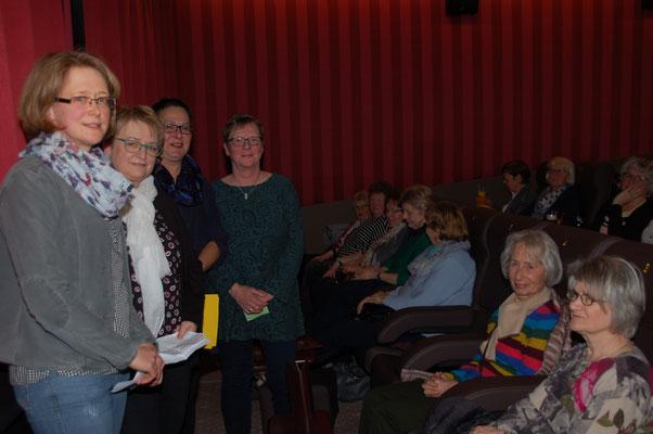 v. l.: Kerstin Gissel (LFV Hoya), Petra Knake (SoVd), Christine Schröder (GleiB SG Br-Vilsen), Ursula Priggen-de Riese (GleiB SG Hoya)