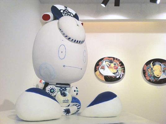 Sen・扇・Kobeセンス/美空間Saga (2014.6.5-15)