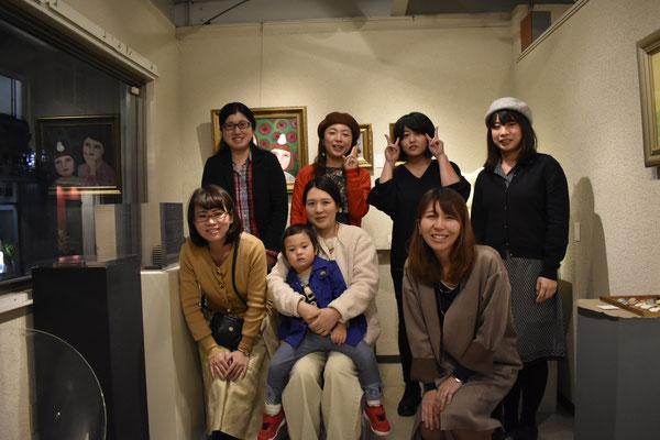 hiro, Ardyce, Shiori Takebayashi, Miki Kajiyama, Kei Taura, Tomoyo Hirota, Mariko Nakajima