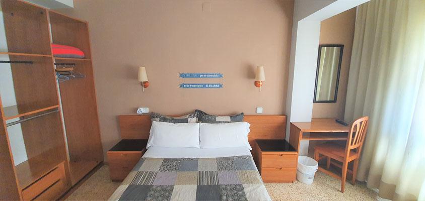 Doble cama 1.35cm