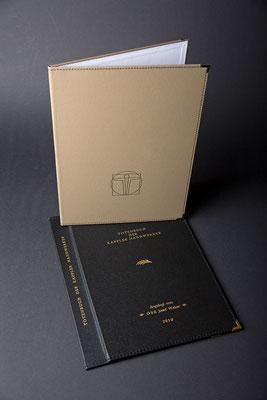 Ein handgeschriebenes TOTENBUCH DES KAPPLER HANDWERKERVEREINS, des ältesten profanen Vereins im Paznaun (1709 als Zunft gegründet), ist den seit Ende des 2. Weltkrieges verstorbenen Mitgliedern gewidmet ...