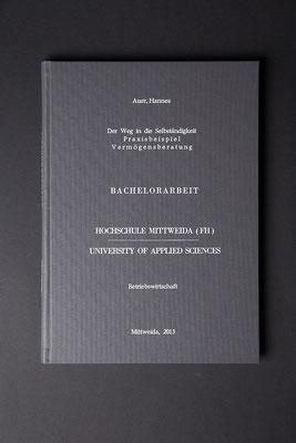 Mit besten Empfehlungen Ihr Buchbindermeister Hans Erharter
