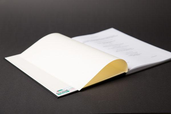 Sie sind für den Inhalt, wir für die exklusive Verpackung Ihrer Abschlußarbeit zuständig!