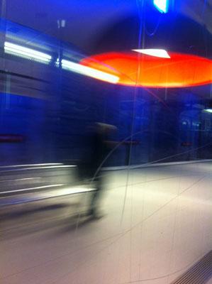 U-Bahnhof Westfriedhof, München