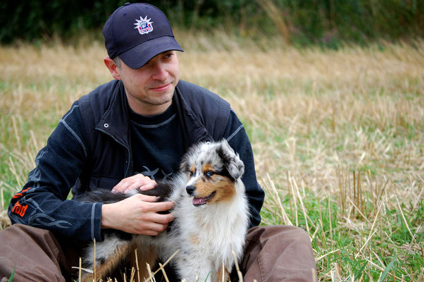 Hund und Mensch als Team
