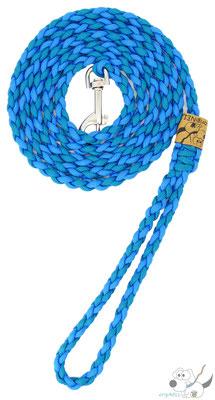 Hundeleine Pauli, Colonial Blue und Caribbean Blue