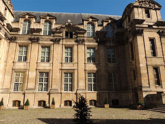 La Bibliothèque Lamoignon