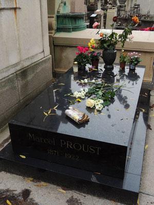 Tombe de Marcel Proust