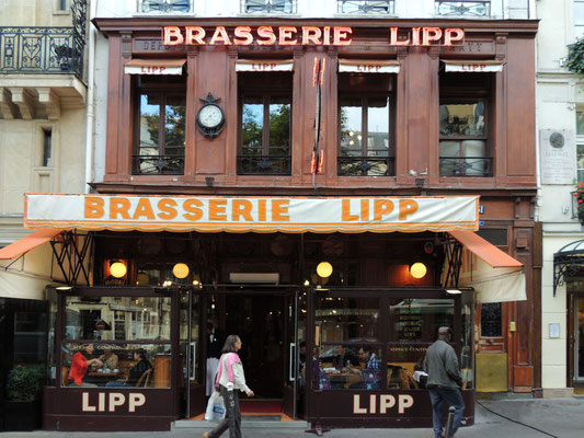 Il caffè-brasserie Lipp