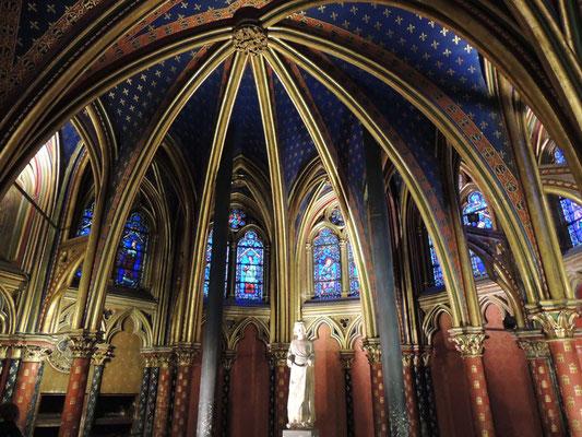 La chapelle basse