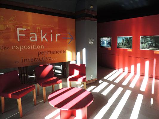 Centre Fakir du Musée