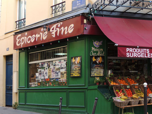 L'épicerie d'Amélie Poulain