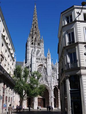 La chiesa Saint-Maclou