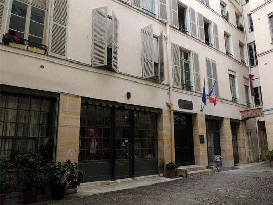 Atelier del pittore Eugène Delacroix