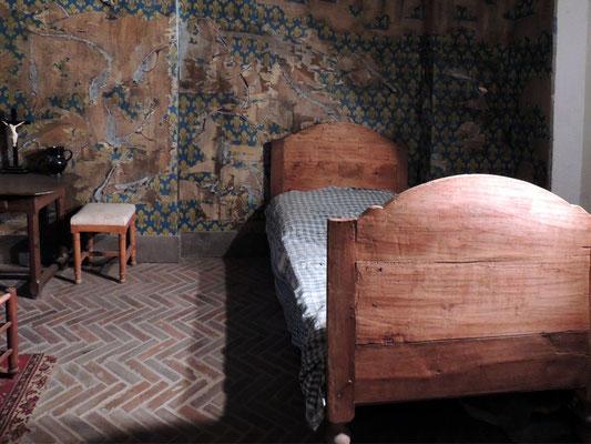 La cellule de Marie-Antoinette
