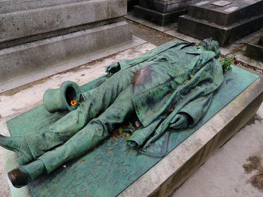 Tomba di Victor Noir