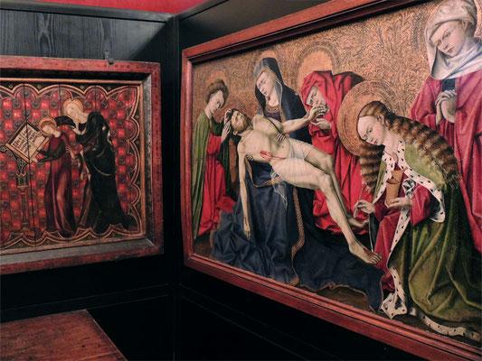"""La Pietà detta di """"Tarascon"""""""