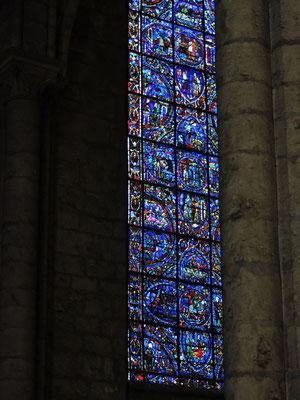 Il «blu» di Chartres