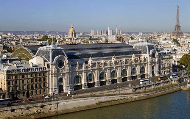 Vista generale del museo © Musée d'Orsay / Sophie Boegly