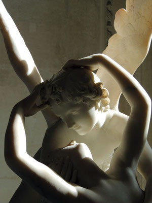 Amour et Psyché, Antonio Canova