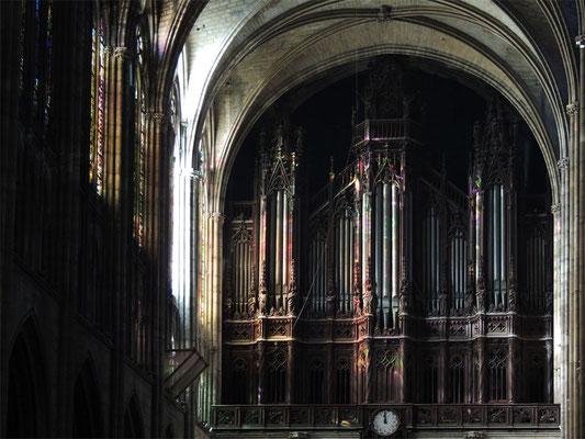Il grande organo