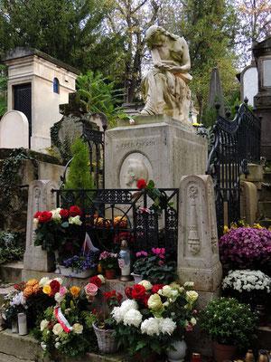 Tombeau de Frédéric Chopin