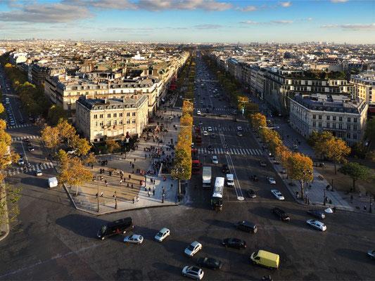 Gli Champs-Elysées