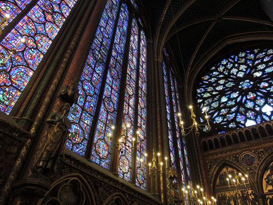 La cappella alta