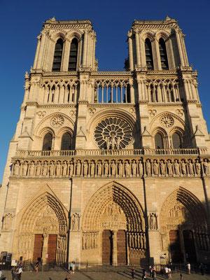 La cattedrale Notre-Dame di Parigi