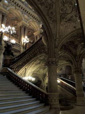 La scalinata d'onore