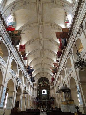 La chiesa dei Soldati di San Luigi degli Invalidi
