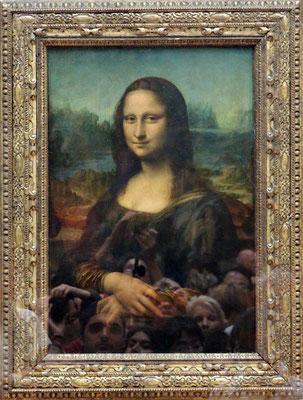 La Joconde, Léonard de Vinci