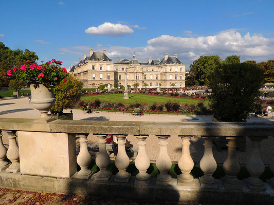 Il giardino del Lussemburgo