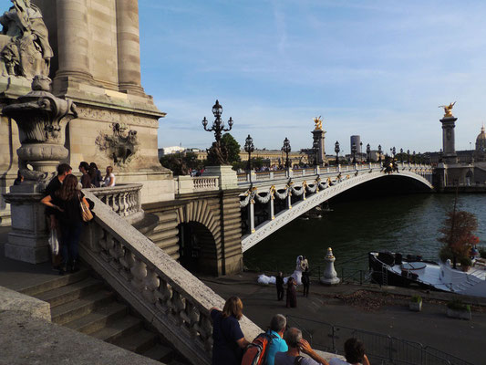 Il ponte Alessandro III°