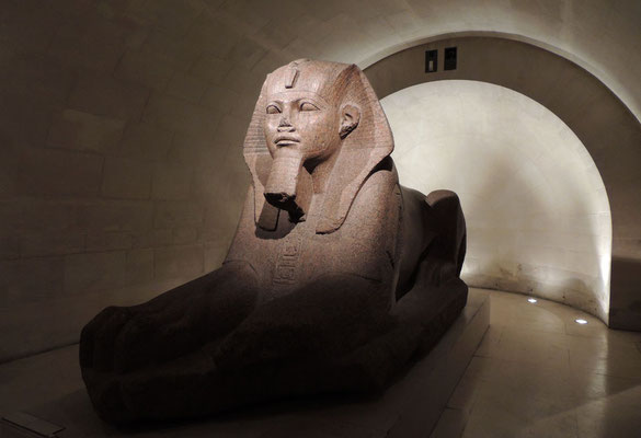 Le Sphinx de Tanis
